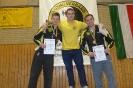 Die Schwergewichte v.l.n.r.: Hendrik, Daniel und Tim