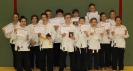 Gürtelprüfung 2014 Jugend
